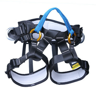 Safety Sitting Harness for Outdoor Tree Climbing Tree Arborist Fire