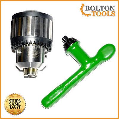 Bolton Tools E0101008 - Heavy Duty Jacobs Drill Chuck 58 Jt33