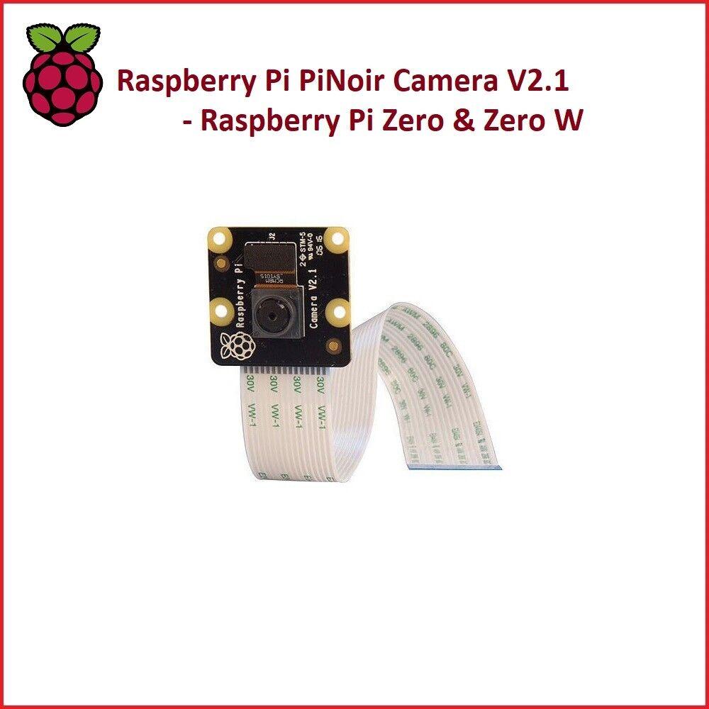 Official Raspberry Pi PiNoir Camera Module V2.1 8MP - Raspbe