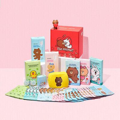 Mediheal X LineFriends Pouch + Hand Soap + Hand&Foot Mask Sheet Special Set
