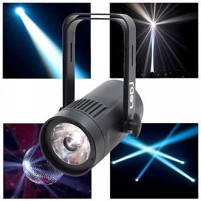 LED Pinspot Par36 White Pin Beam 15W (100w Equiv) Mirror Ball DMX Spot Light 36 Mirror Ball