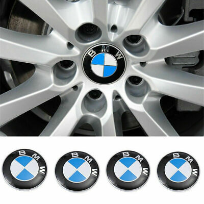 4 Stück BMW 68mm Nabendeckel Radnaben Nabenkappen Radkappe Felgendeckel Embleme online kaufen