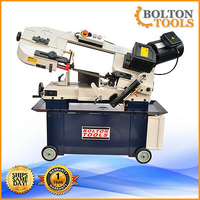 Bolton Tools 7 X 12 Metal Cutting Horizontal Vertical Bandsaw Bs-712g