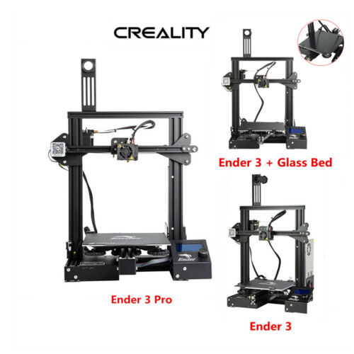 Creality Ender 3/5 3D Printer 220X220X250mm DC 24V 1.75mm PL