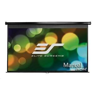 "100"" Projection Screen Écran Projection HD Video Cinema 3002"
