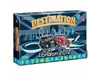 Destination Board Games London Olympics 2012
