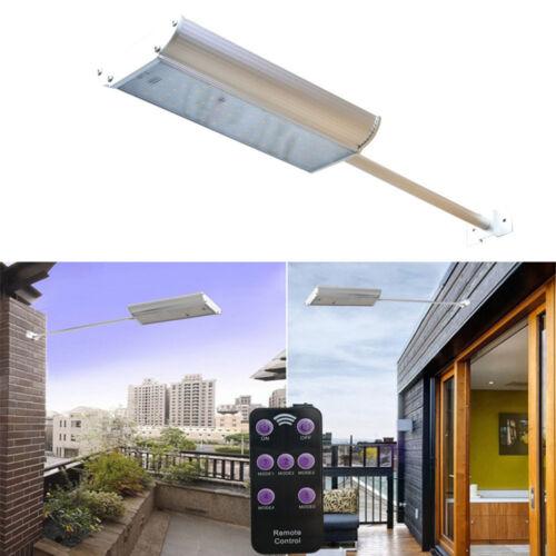 70 LED Solarleuchte Außen Gartenleuchte Solarlampe Wandlampe mit Bewegungsmelder