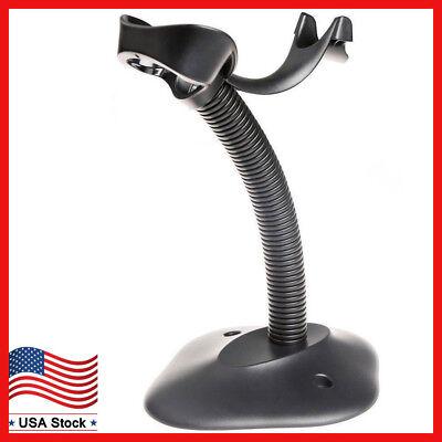 Goose Neck Stand For Motorola Symbol Barcode Scanner Ls2208 Black Color