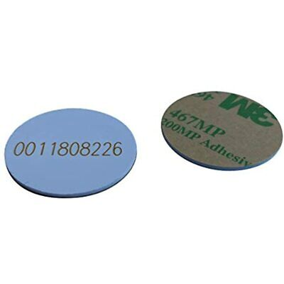 125 Khz Rfid Stickerpvc Material 1mm Thick Id Coin Key Fobs Pack Of 10 Camera
