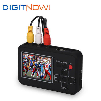 Video To Dvd Converters - VHS to DVD Recorder Video to Digital Converter  Capture from VCR Hi8 Camcorder