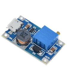 28V Replace XL6009 10Pcs DC-DC 2A Step Up Booster Board Module 2//24V to 5//9//12