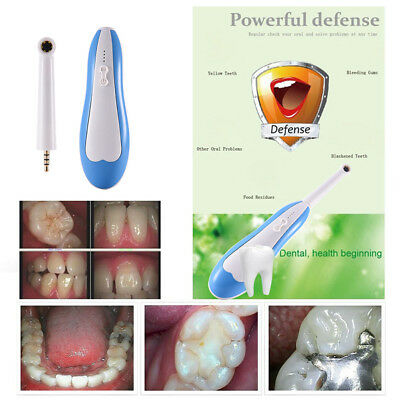 Hd Wireless Wifi Intraoral Oral Dental Camera For Ios Android Windows Pc System