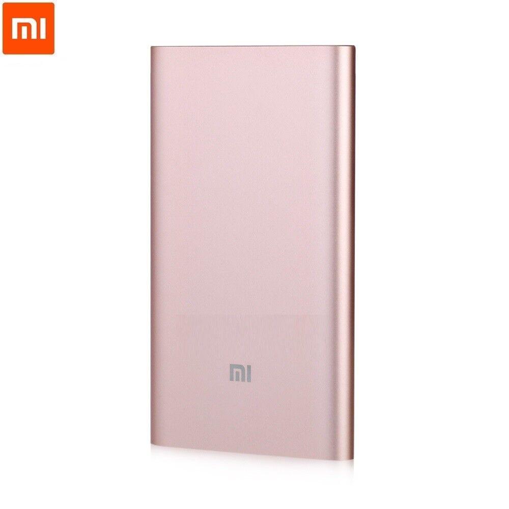Xiaomi Mi Power Bank Pro 10000mAh Slim Portable USB-C Univer