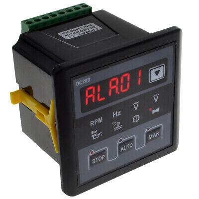 Dc20d Generator Controller Generator Control Module