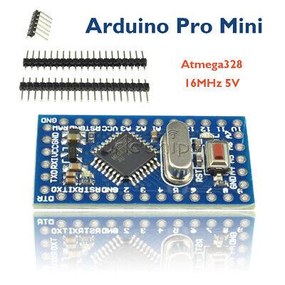 Lot Pcs Arduino Pro Mini Atmega328 16m 5v Microcontroller Board Compatible Nano
