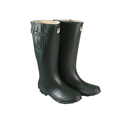 Town & Country Bosworth Green Wellington Boots, Size 10