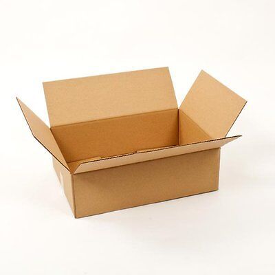 22x10x4 50 Shipping Packing Mailing Moving Boxes Corrugated Cartons