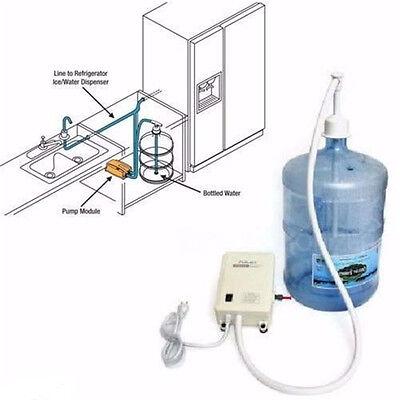 120V AC Bottled Water Dispensing Pump System Replace Bunn Flojet Water Dispenser