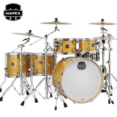 NEW Mapex Armory Series 6 Piece STUDIOEASE FAST Drum Set Shell Pack Desert Dune