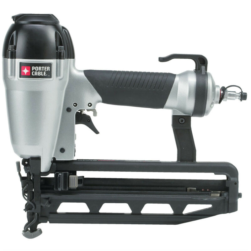 """Porter-Cable 16-Gauge 2 1/2"""" Straight Finish Nailer Kit FN250C Reconditioned"""