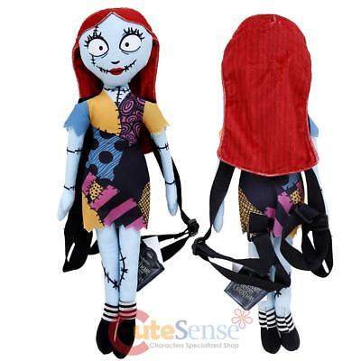Nightmare Before Christmas Sally Plüsch Puppe Rucksack NBC Kostüm Tasche