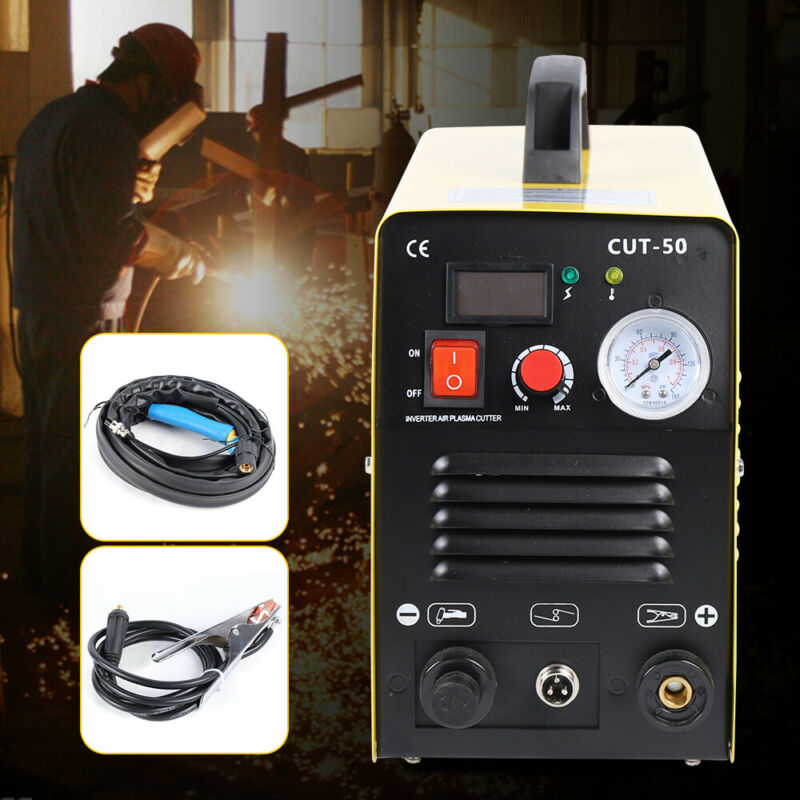 Cut & TIG & MMA Air CUT-50 Plasma Cutter IGBT Welding Machine