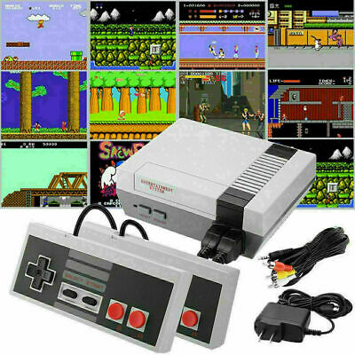 620 in 1 Mini console giochi classic retro 2 controller tipo nintendo
