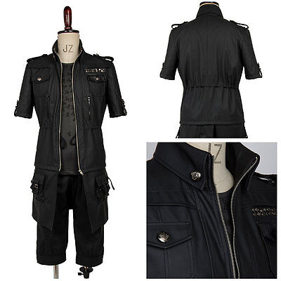 Final Fantasy XV Noctis Lucis Caelum Outfit Cosplay - Noctis Cosplay Kostüm