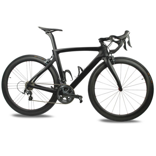 700C 22 speed full carbon road bike 7.5KG cabon complete bike with 6800 groupset