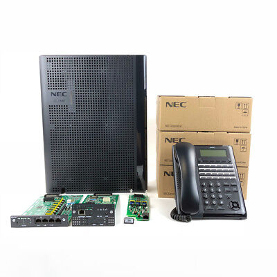 BE117452 NEC SL2100 24-Button Digital Telephone New Bulk IP7WW-24TXH-B1