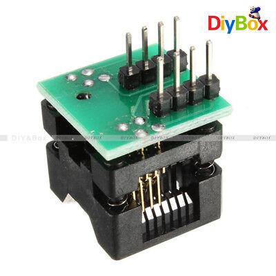 Soic8 Sop8 To Dip8 Ez Programmer Adapter Socket Converter Module D