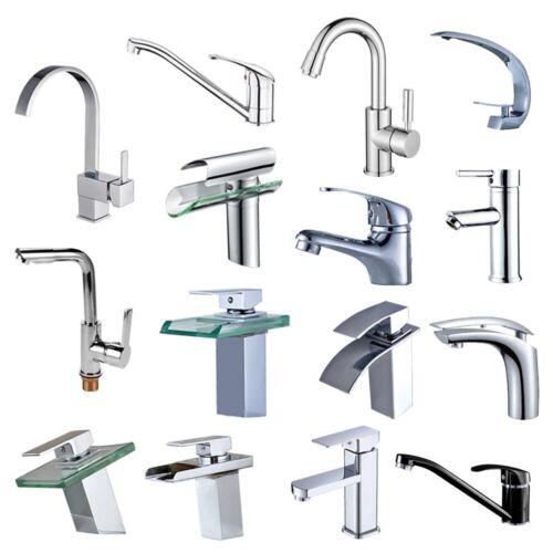 Waschbecken Einhebelmischer Mischbatterie Wasserhahn Badarmatur Küchenarmatur DE