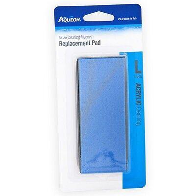 Aqueon Acrylic Aquarium Algae Magnet Replacement Pad for Large Cleaner