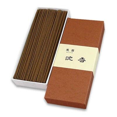 Japanese High class Incense stick Natural fragrance Fuin Jinko Japan Tracking