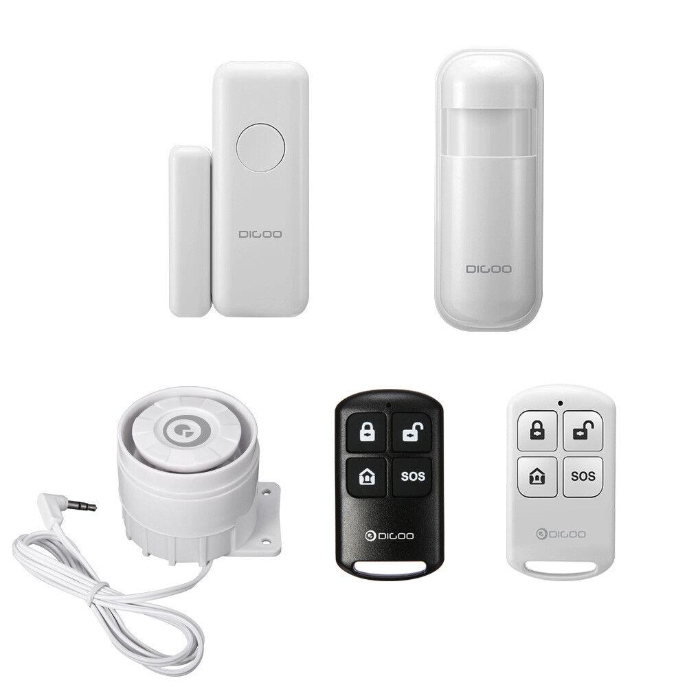 Digoo DG-HOSA DG-HAMA Remote Controller Alert Window Door Se