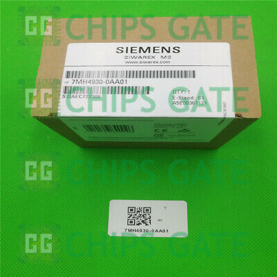 1pcs Siemens Siwarex Ms 7mh4930-0aa01 7mh49300aa01 Fast Ship With Warranty