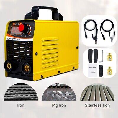 110v 10a-225a Igbt Mini Electric Welder Machine Dc Inverter Arc Mma Stick Welder