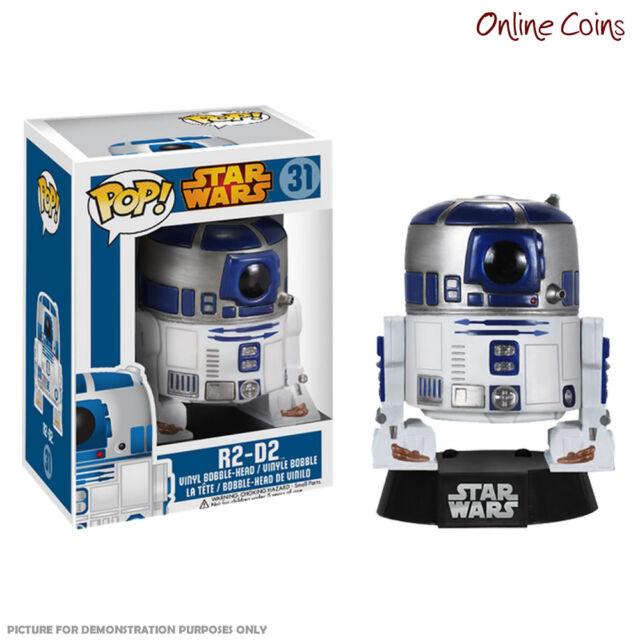 STAR WARS - R2-D2- FUNKO POP VINYL FIGURE - NEW IN BOX!