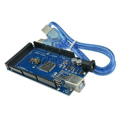 Atmega2560-16au Mega 2560 R3 Ch340g Board Attiny85 Usb Cable Compatible
