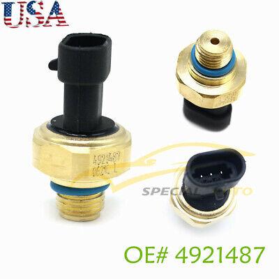 Oil Pressure Sensor 4921487 Fits Cummins N14 M11 ISX L10 Dodge Ram 2500 Ram 3500