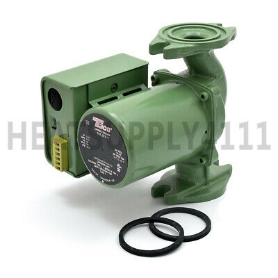 007 Priority Zoning Circulator Pump 125 Hp 115v