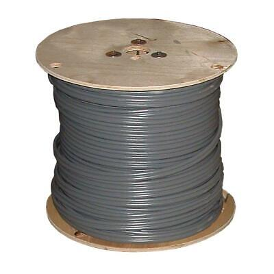 Southwire Outdoor Electrical Wire 1000 Ft. 142 Solid Cu Uf-b Wg Copper Gray