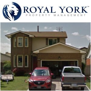 3 BED/3 BATH-HOUSE FOR RENT @ ST. CATHERINES | THAROLD | NIAGARA