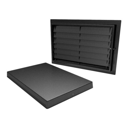 "Crawl Space Access Door with Louvers (16""x24"")"