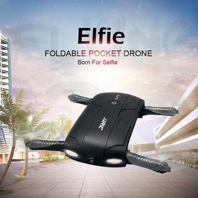 JJRC H37 Altitude Hold w/ HD Camera WIFI FPV RC Quadcopter Foldable Selfie Drone