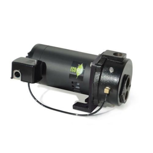 ECO FLO 3/4 HP Convertible Deep Well Jet Pump