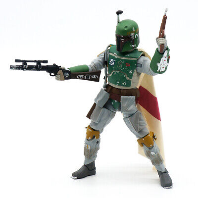 "Star Wars Bounty Hunter Mandalorian BoBa Fett 6"" Action Figure Gift Model No Box"