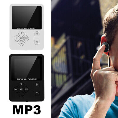 Stock Mp3 - Portable MP3 Music Player w/ FM Video Hi-Fi Lossless Games Sound Record US STOCK