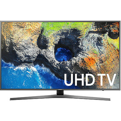 "Samsung UN65MU7000FXZA 65"" 4K Ultra HD Smart LED TV (2017 Model)"