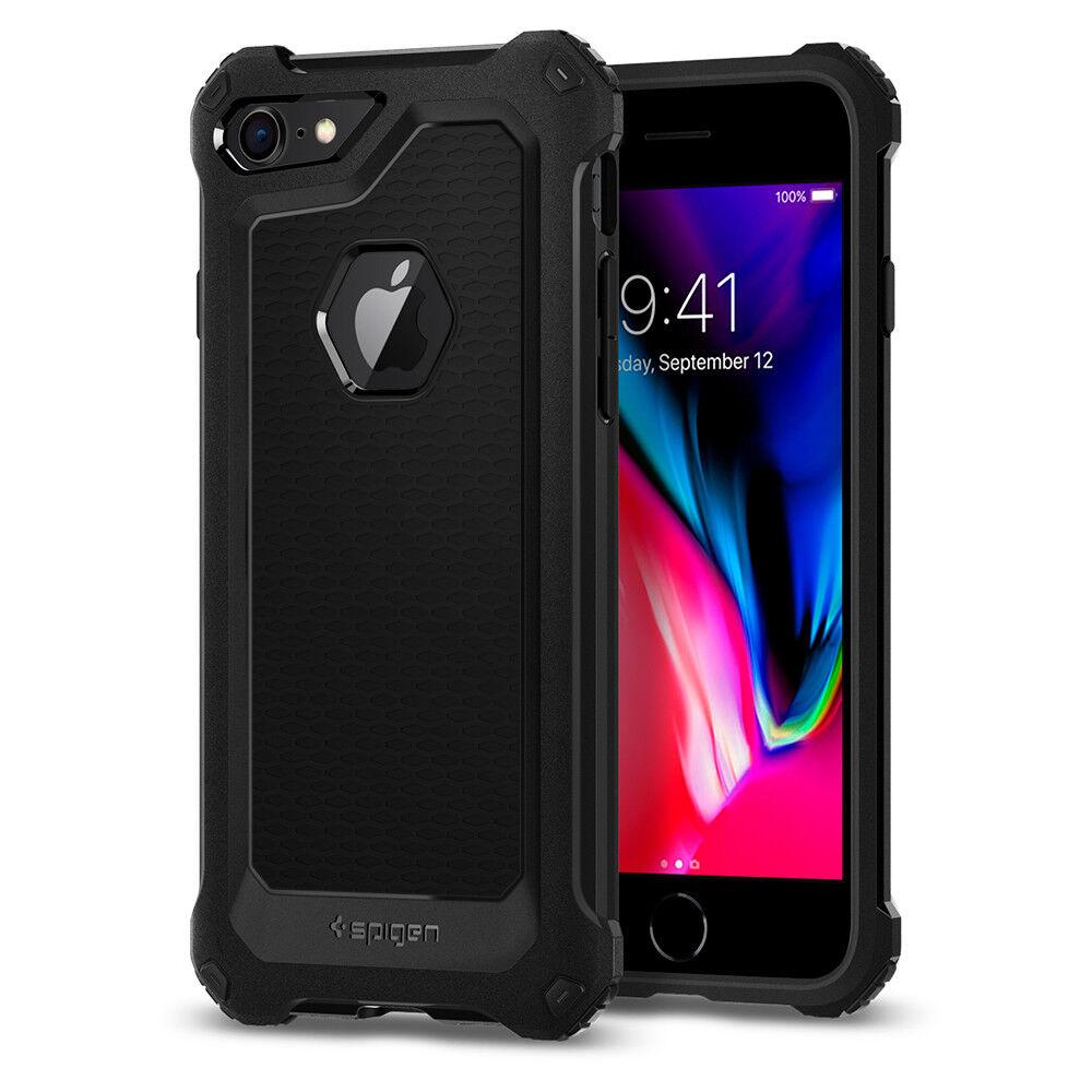 For Apple iPhone 8 / 7 Spigen®  Shockproof Bumper Case